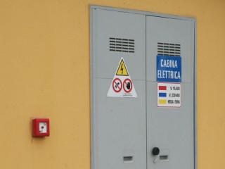 Cabina elettrica, Enel