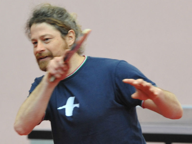 Lorenzo Baci - Tennistavolo Senigallia