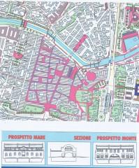 Proposta riqualificazione fiume Misa nel tratto urbano dei portici