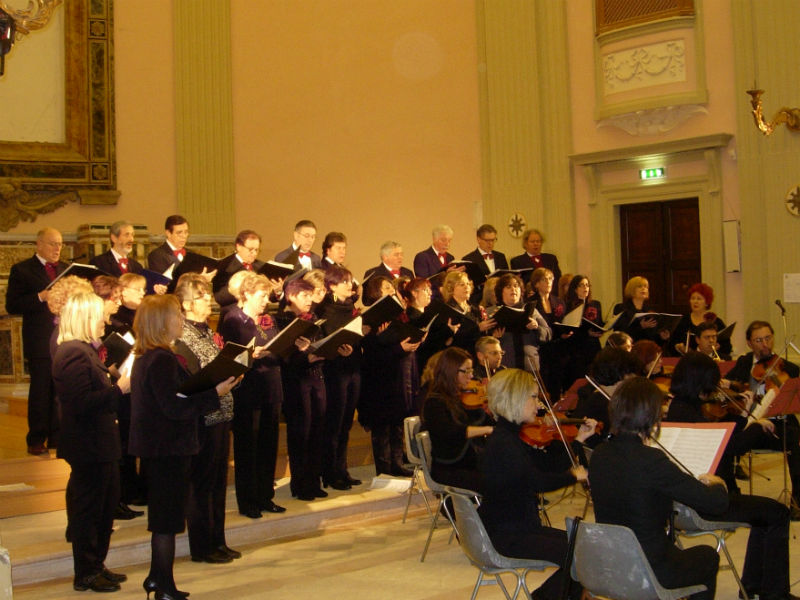 Coro San Giovanni Battista