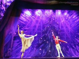 Lo Schiaccianoci New Classical Ballet of Moscow a La Fenice di Senigallia