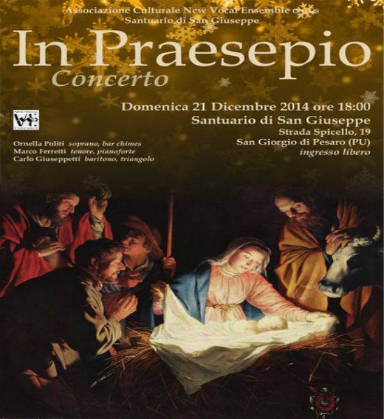 New Vocal Ensemble in concerto