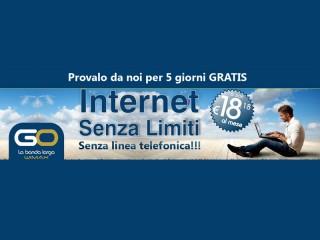 A Senigallia c'è internet con GoInternet