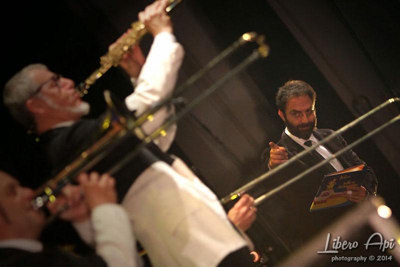 Beatles Submarine a Senigallia: backstage e sound check