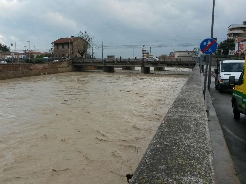 Il ponte Perilli di Senigallia