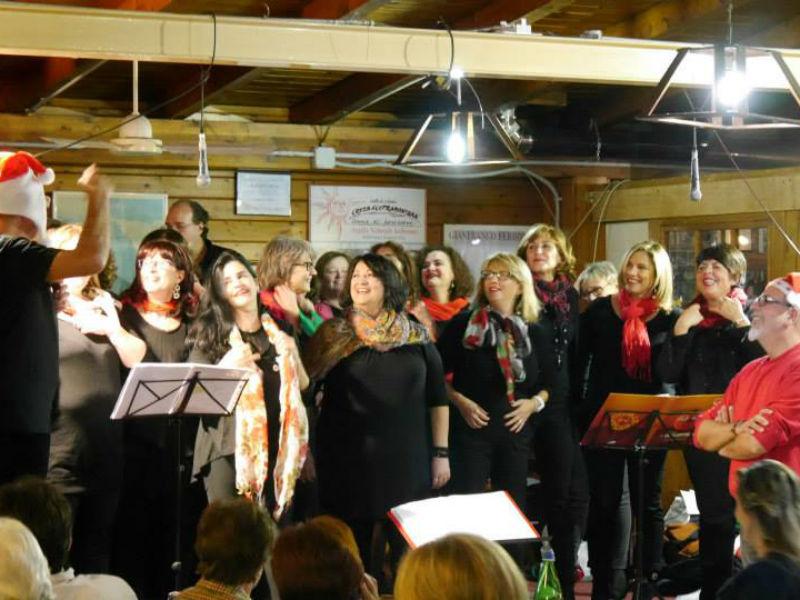 Serata natalizia di beneficenza per Il Coro del '62