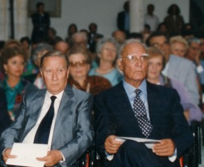 Museo di Storia della Mezzadria Sergio Gaiolini e Sergio Anselmi 1993