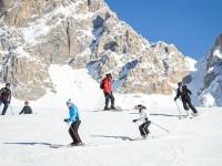 Settimana bianca IIS Padovano: gli sciatori