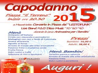 Capodanno 2015 a Corinaldo