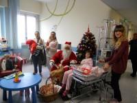 Babbo Natale 2014 all'ospedale di Senigallia