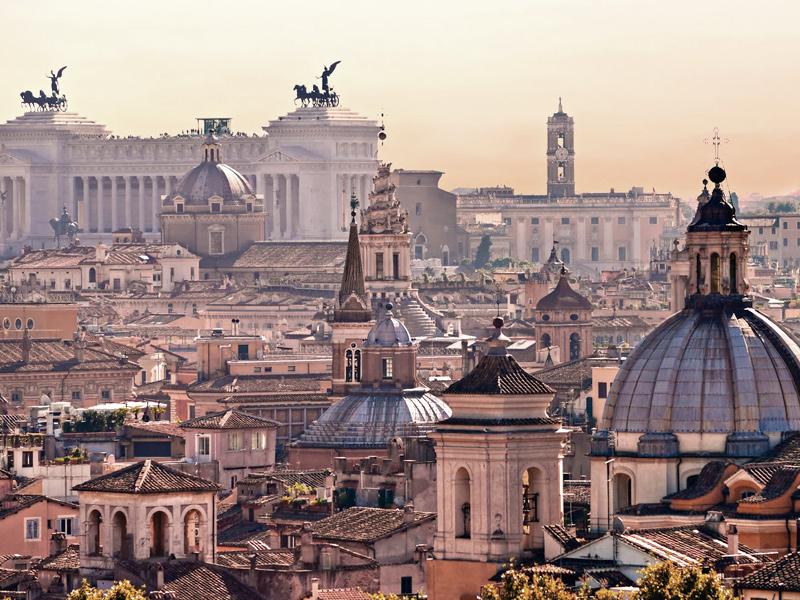 Roma, capitale