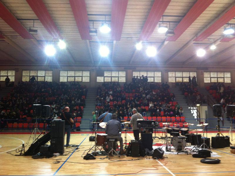 concerto assemblea Liceo Medi Senigallia