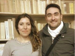 Alice Angeletti e Maurizio Perini