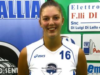 Giorgia Filipponi - US Pallavolo Senigallia