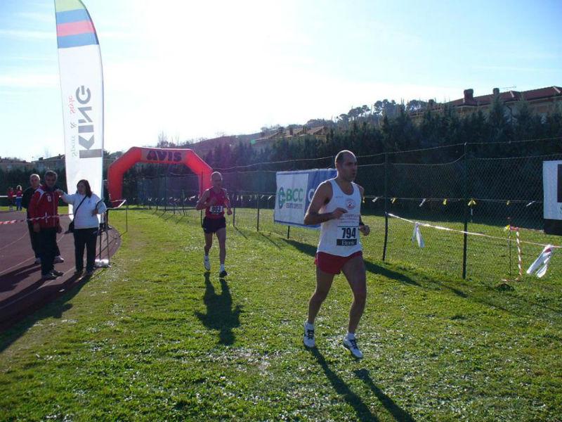 Atletica alle Saline di Senigallia