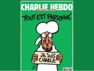 Charlie Hebdo, nuova copertina