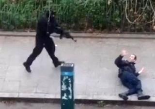 Attentato Parigi Charlie Hebdo