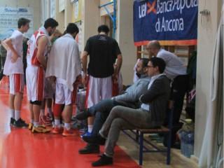 Federico Ligi in panchina