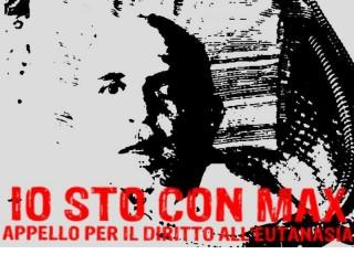 """""""Io sto con Max"""", sostegno a Max Fanelli"""