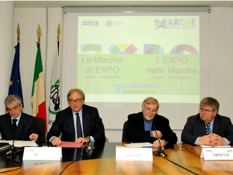 Expo 2015 Marche