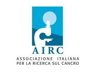 Logo dell'Associazione Italiana per la Ricerca sul Cancro - AIRC