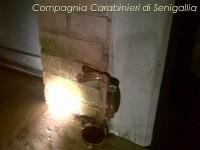 Carabinieri - furto di rame - foto 5