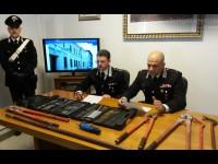 Carabinieri - furto di rame - foto 2