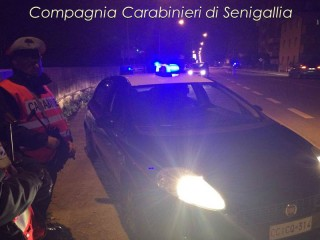 Pattuglia dei Carabinieri, 112