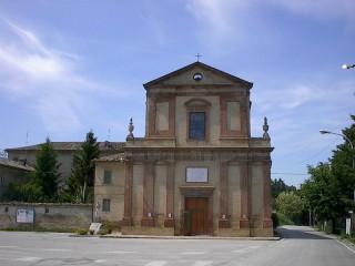 La chiesa di Santa Maria Apparve, a Ostra