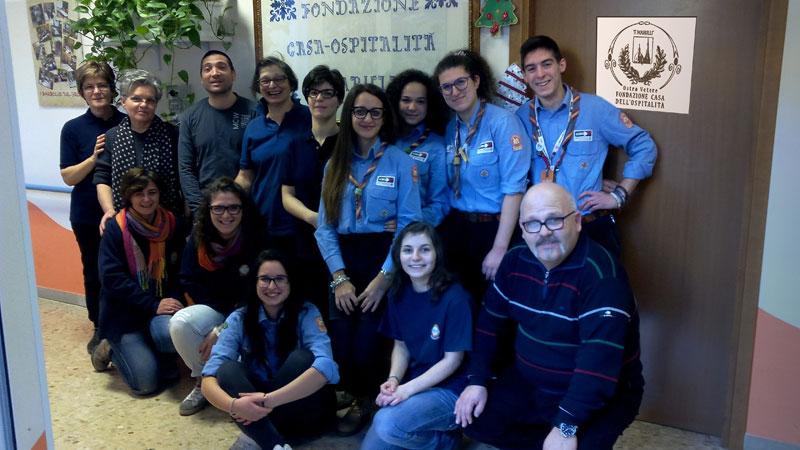 Gruppo Scout Pongelli 1 - Unitalsi