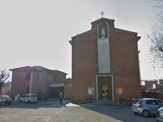 La parrocchia / chiesa del Cesano