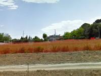 Alcune vie della periferia di Montemarciano, interessate dai lavori di ampliamento dell'autostrada A14