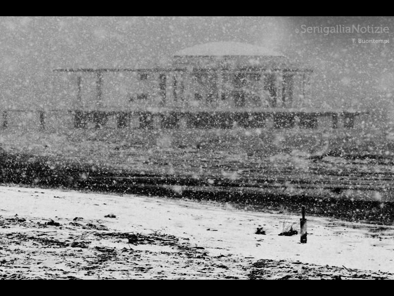Nevica - Foto di Francesco Buontempi