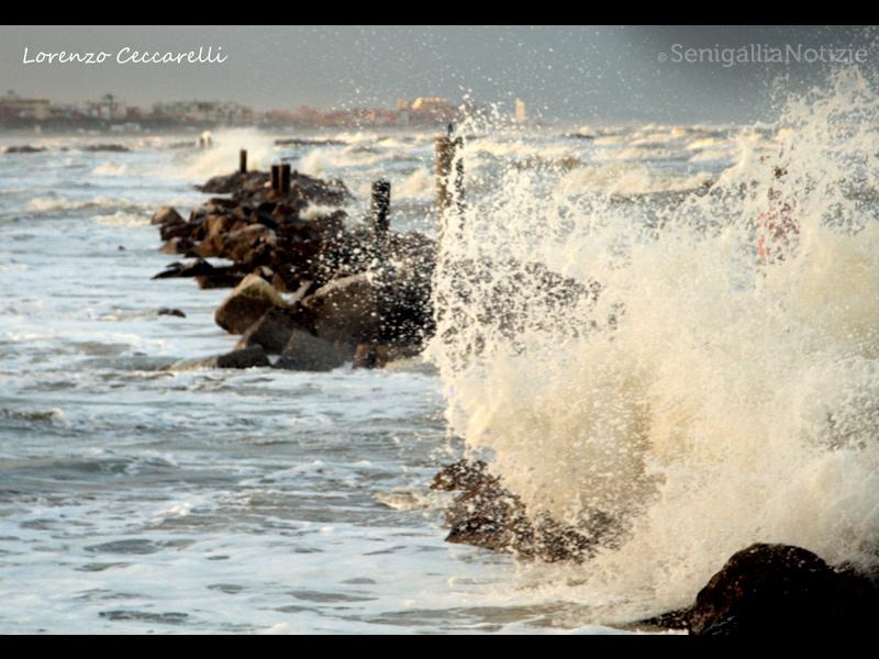 Mare grosso - Foto di Lorenzo Ceccarelli