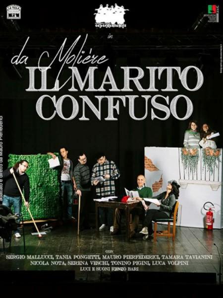 """""""Il marito confuso"""" di Molière al Teatro Portone"""