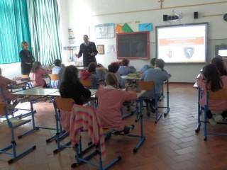 Educazione alla sicurezza stradale nelle scuole