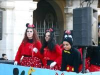 Carnevale 2015, ragazze in maschera