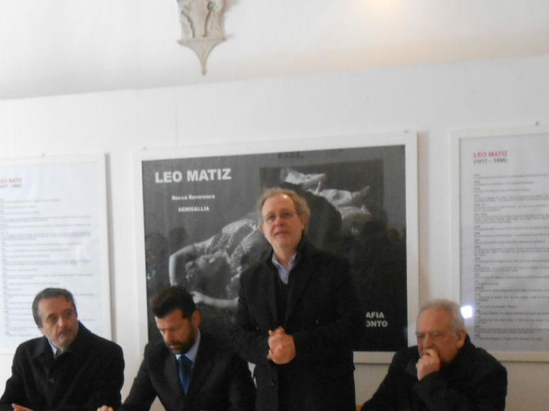 Presentazione catalogo mostra Leo Matiz