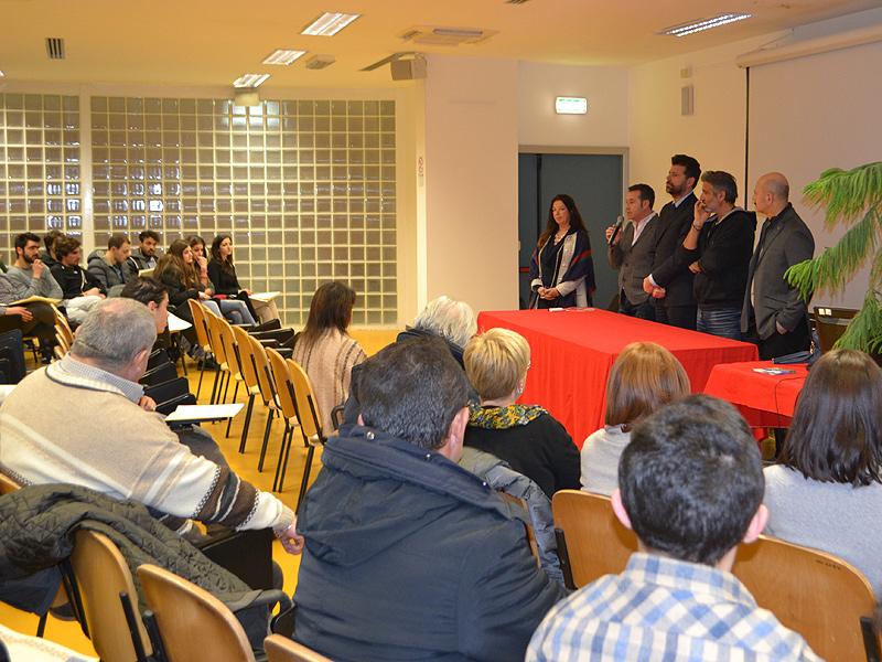 La consegna dei diplomi degli esami di Stato 2014 all'istituto Padovano