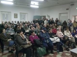 Presso la sede della Casa di Riposo Mastai Ferretti di Senigallia si sono incontrati gli oltre cento familiari degli ospiti presenti nella struttura