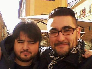 Giuseppe Ticli e Maurizio Perini
