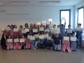 """Progetto """"Il sole in classe"""" alla don Milani di Senigallia"""