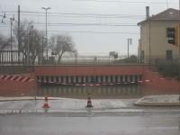 ponte allagato Marzocca di Senigallia - foto 2