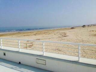 Spiaggia vicino alla Rotonda