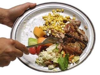 spreco alimentare, cibo