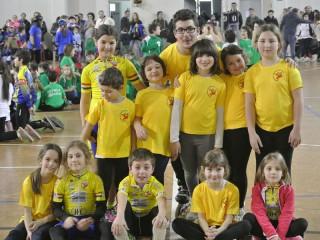 Senigallia Skating Club a Jesi per i giochi regionali UISP