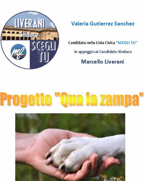 """""""Qua la zampa"""", progetto di Nuova Senigallia"""