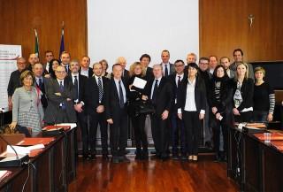 Il consiglio della Camera di Commercio di Ancona