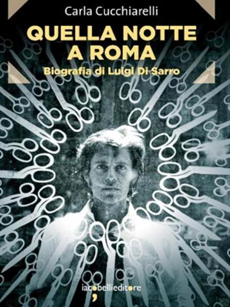 """copertina """"Quella notte a Roma"""""""