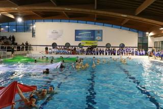 Festeggiato a Senigallia il decimo compleanno della piscina Saline